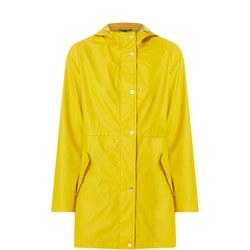 Snap Button Raincoat