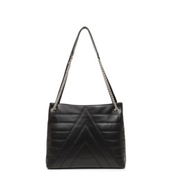 Paris Quilted Shoulder Bag