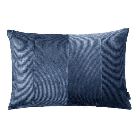 Corduroy Cushion Royal Blue 40 x 60cm