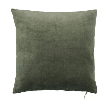 Velvet Soft Cushion Army 50 x 50cm