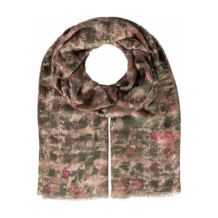 Abstract Blur Scarf