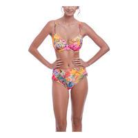 Anguilla Floral Bikini Top