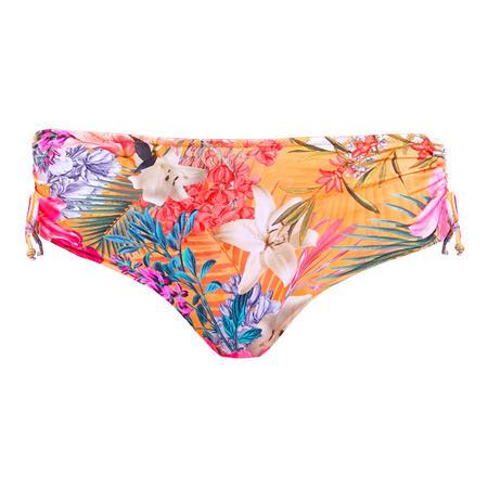 Anguilla Floral Bikini Bottoms
