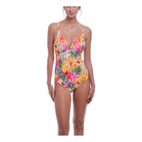 Anguilla Floral Swimsuit