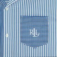 Cropped Striped Pyjamas