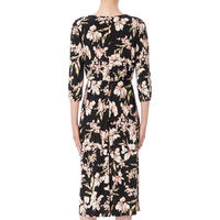 Vashendria Wrap Dress