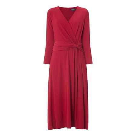 Cutler Wrap Dress