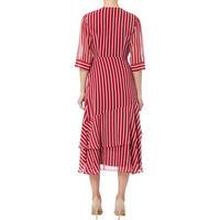 Fortuna Stripe Dress