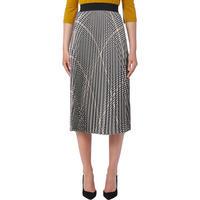 Magico Check Skirt