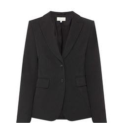Basic Short Blazer