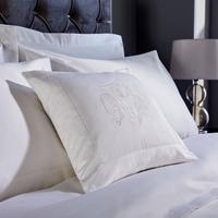 1000 Thread Count Cushion White 35 x 35cm