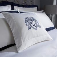 1000 Thread Count Cushion Navy 35 x 35cm