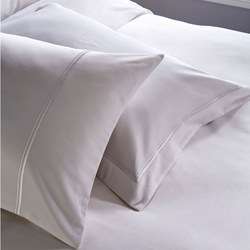 1000 Thread Count 2-Cord Housewife Pillowcase Pair White