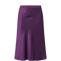 Solid Slip Skirt