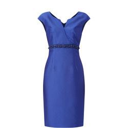 Krystal Cap Sleeve Dress