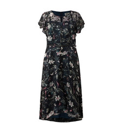 Floral Goya Dress