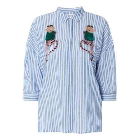 Sabboon Embellished Shirt