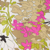 Saturna Floral Top