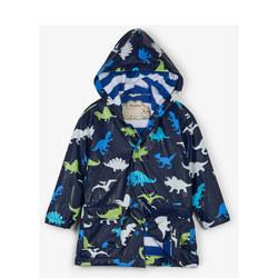 Kids Dinosaur Raincoat