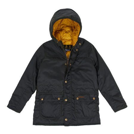 fresh styles where to buy super specials Barbour Kids Durham Waxed Jacket | Arnotts