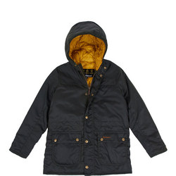 Kids Durham Waxed Jacket