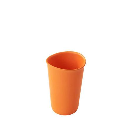 Cup Orange 225ml Beaker