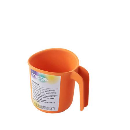 Mug 280ml Orange with Handle