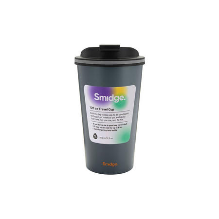 Travel Cup 355ml Grey