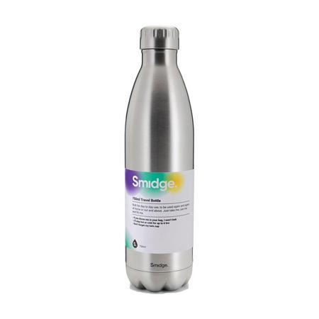 Silver Bottle 750ml