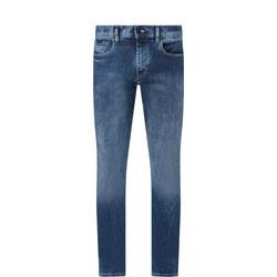 J13 Faded Slim Jeans