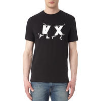 Running Letters T-Shirt