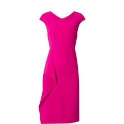 Megan Ruffle Dress