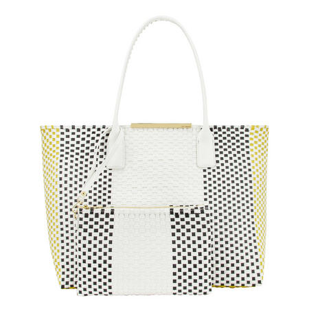 Maxinee Woven Tote