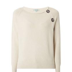 Button Detail Sweater