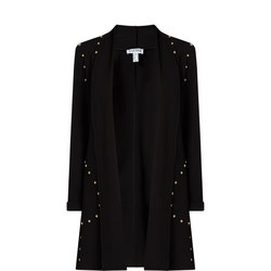 Stud Embellished Jacket