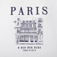 Paris Crew Neck T-Shirt