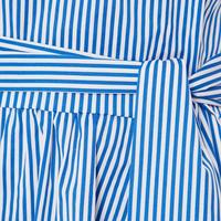 Jason Stripe Midi Dress