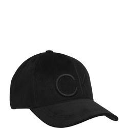 Velvet Logo Cap