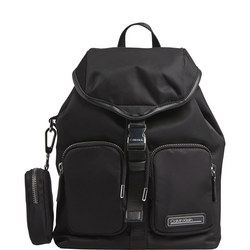 Primary Nylon Backpack