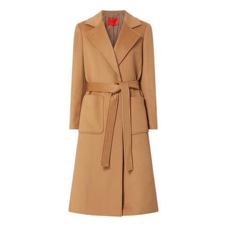 Runway Wrap Coat