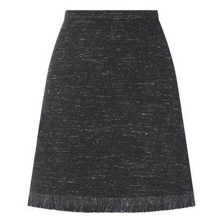 Donna Fringed Skirt