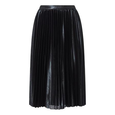 Pop Pleated Skirt