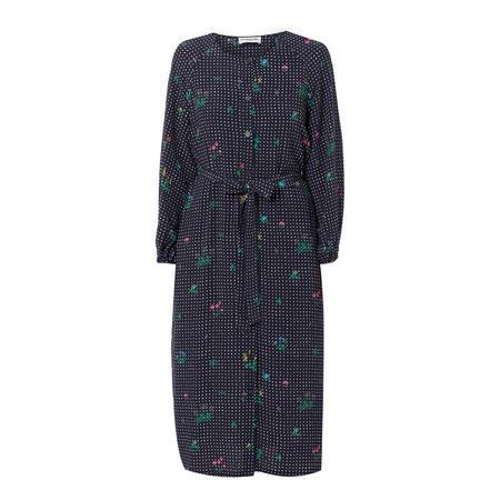 Tataclean Flower Print Dress