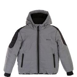 Reflective Puffa Jacket