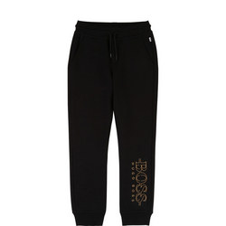 Embroidered Logo Track Pants