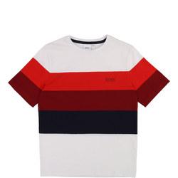 Multi-Stripe T-Shirt