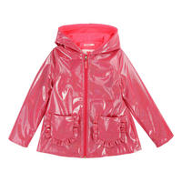 Sparkle Raincoat