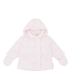 Baby Riva Embroidered Coat