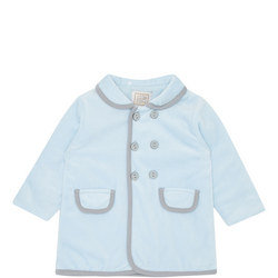 Baby Raffiaelle Velour Coat