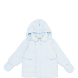 Baby Romeo Quilted Jacket